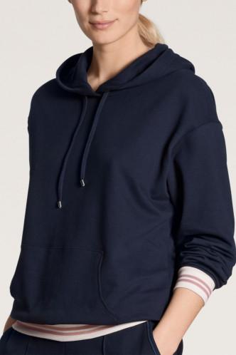 Abbildung zu Sweatshirt mit Kapuze (15957) der Marke Calida aus der Serie Favourites