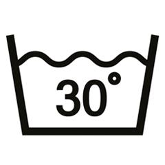 30° Wäsche
