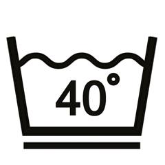 40° Schonwaschgang