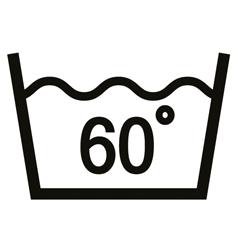 60° Wäsche